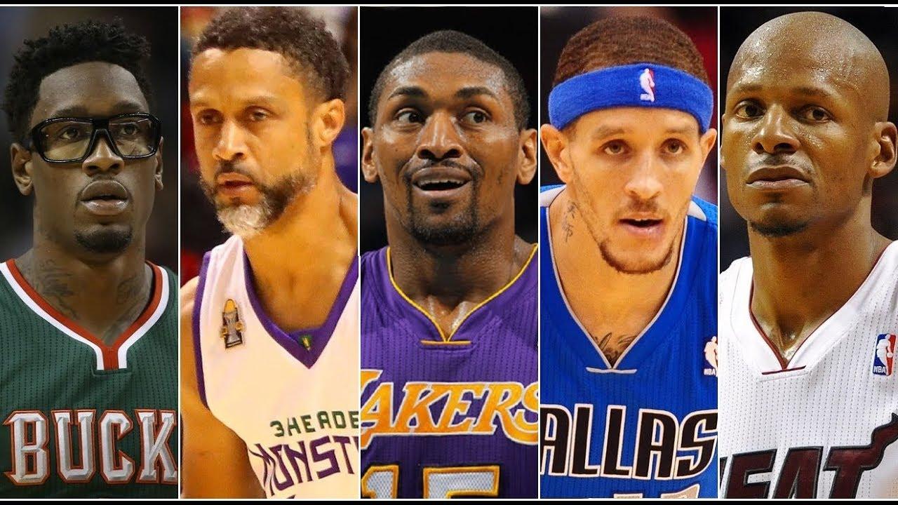 Игроки НБА, страдающие ПСИХИЧЕСКИМИ расстройствами