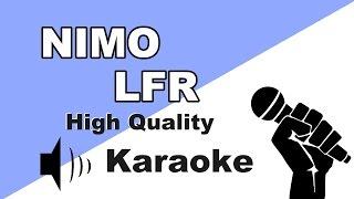 🔴🎤NIMO - LFR | Instrumental/Karaoke Universe HD mit lyrics🎤🔴