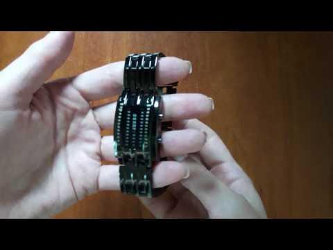 Бинарные часы с Aliexpress