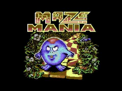 The Best of Retro VGM #951 - Maze Mania (Commodore 64) - Name Entry