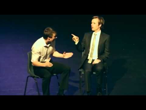 Sydney Law Revue 2014: Ian Thorpe and Michael Parkinson