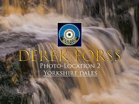 Photo location 2:  An Olympus Photographer in the Yorkshire Dales
