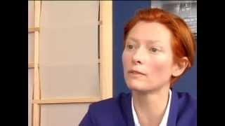 Tilda Swinton - L'Homme de Londres - Entretien : Olivier Bombarda