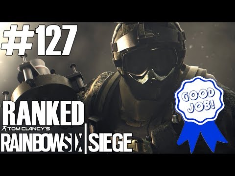 Rainbow Six Siege: Ranked - Positive Reinforcement (Feat. The KGB)