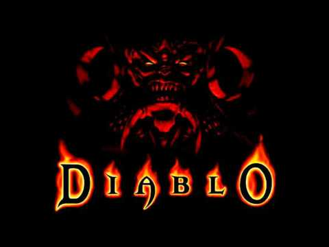 Diablo 1 - Dungeon music HD