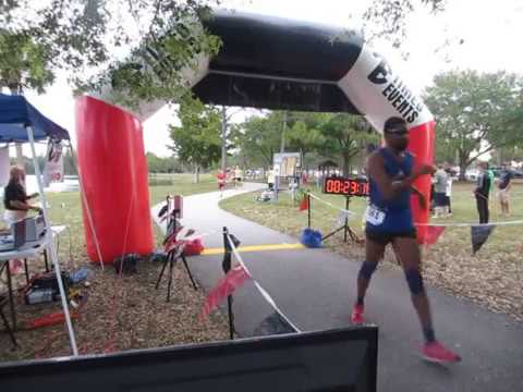 Coconut 5K in West Palm Beach on 3/26/17