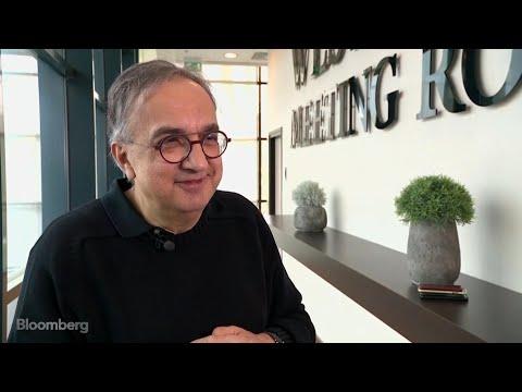 Fiat CEO Marchionne on Leadership Changes, Profit Margins, Dividends