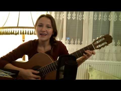 Занавесочки. Сваты. Самая простая песня на гитаре.