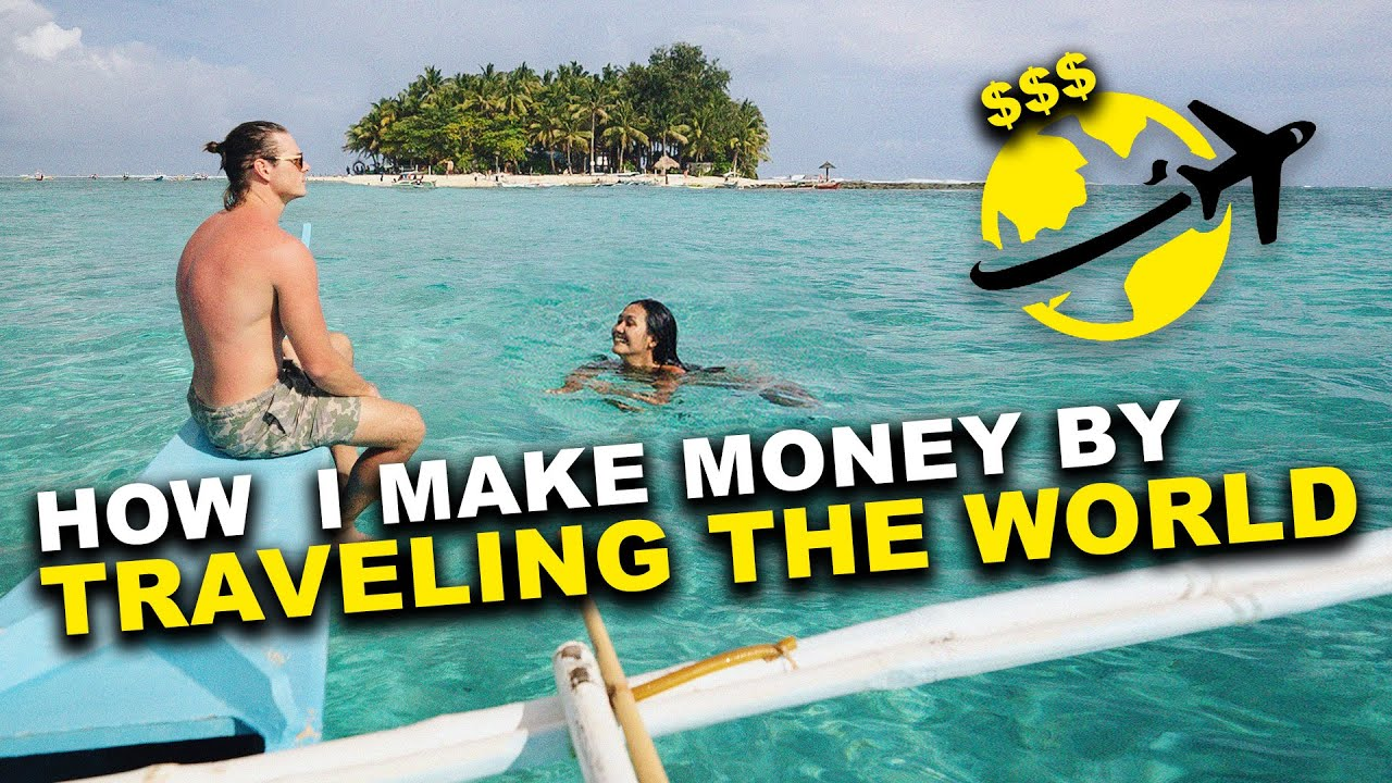 How YOU can AFFORD to TRAVEL The WORLD and make Money on Social Media - 10 TIPS