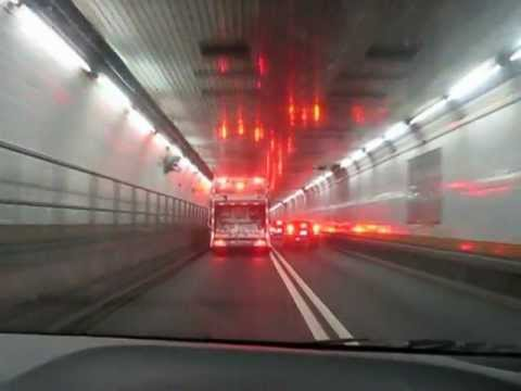 Holland Tunnel New York to New Jersey