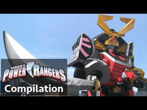 Power Rangers en Français | Power Rangers Samurai - Les Batailles de Zord