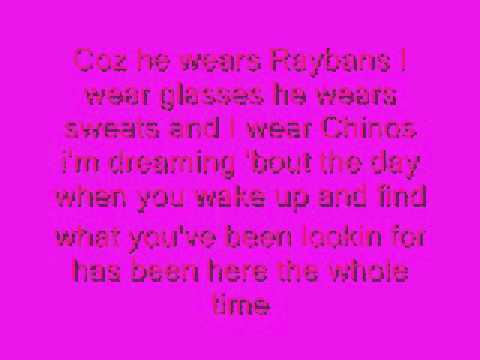 Zayn Malik - You belong with me Lyrics