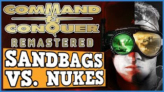 COMMAND AND CONQUER IS A PERFECTLY BALANCED GAME WITH NO EXPLOITS - Sandbag Only Challenge Is Broken
