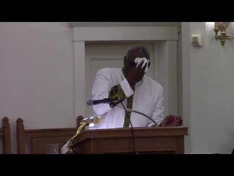 "Bishop Lindsay Jones ""Mastering Difficulty of your Past"" Part 2"