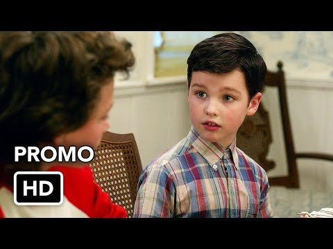 "Young Sheldon (CBS) ""Living with Sheldon"""