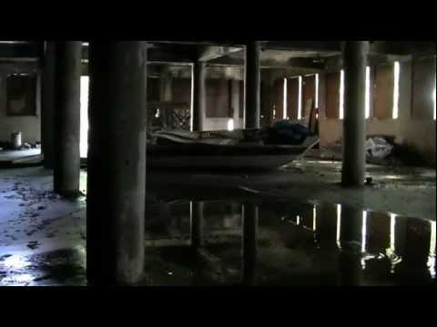 Exploring an Abandoned Factory in Connecticut - Montgomery Mill in Windsor Locks