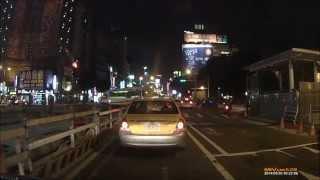 南京東路林森北路交叉口車禍 行車紀錄器 2014/3/30