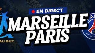 🔴 [ DIRECT / LIVE ] MARSEILLE - PSG // Club House ( OM - Paris )