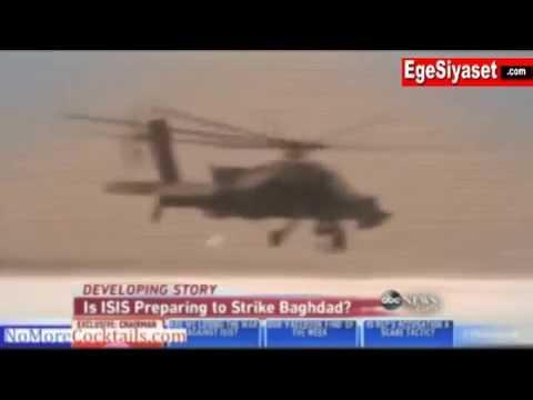 IŞİD, Bağdat Havalimanı'na İlerliyor