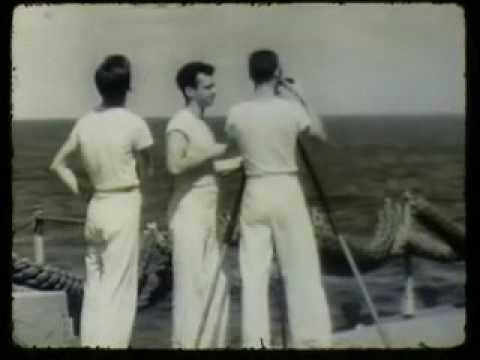 NUCLEAR TEST FILM - OPERATION SANDSTONE - 1948 (ROLL OF THE NAVY)