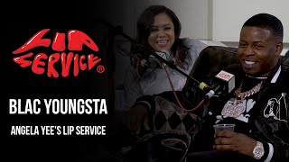 connectYoutube - Angela Yee's Lip Service Ft. Blac Youngsta & Tip Drill