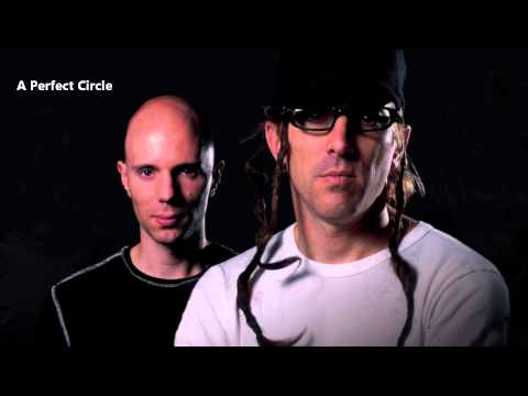 By and Down - A Perfect Circle [HQ] 1080p