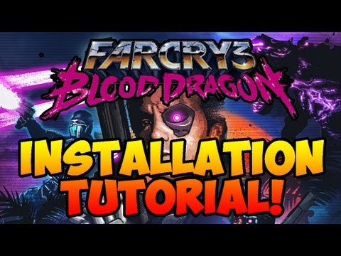 How to Install Far Cry 3: Blood Dragon on PC (with crack) ᴴᴰ