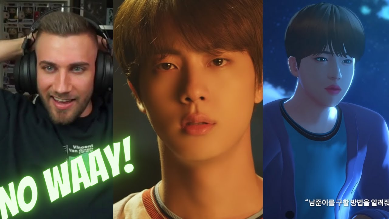 LIKE A MOVIE!!!🤯 BTS Universe Story 花樣年華 'MAP OF THE SOUL' - REACTION