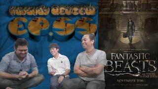 รีวิวหนัง Fantastic Beasts and Where to Find Them แบบละเอียดยิบๆ [ สปอยล์ ] หนอนหนังรีวิว