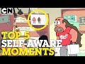 5 Times Our Shows Were Self-Aware | Cartoon Network
