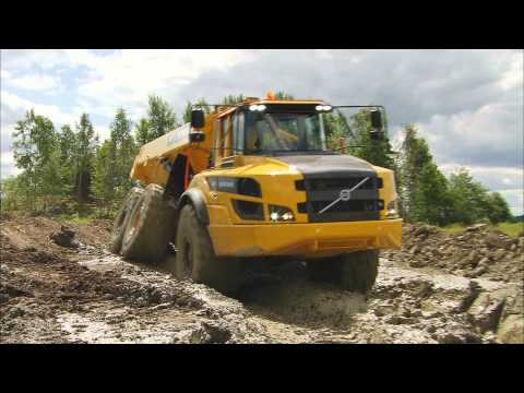 Volvo F-series Articulated Haulers Promotional Video