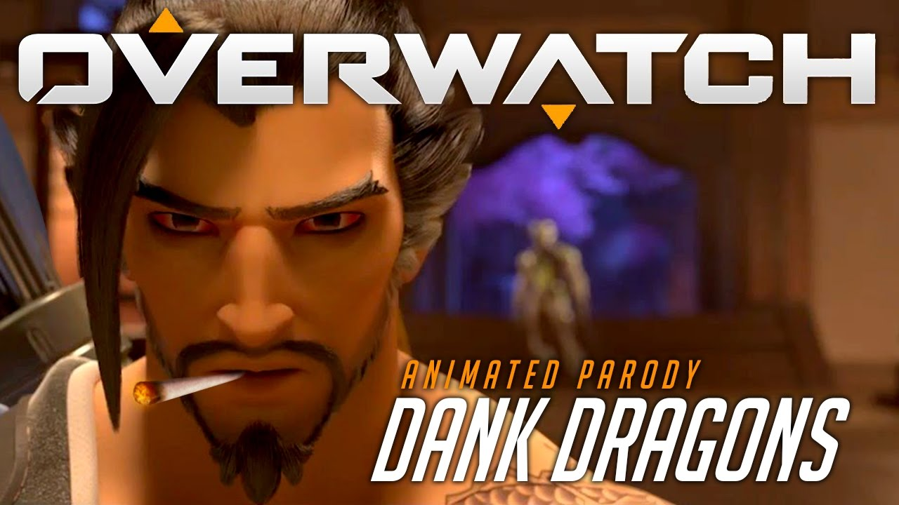 maxresdefault overwatch animated short dank dragons youtube,Dank Overwatch Memes