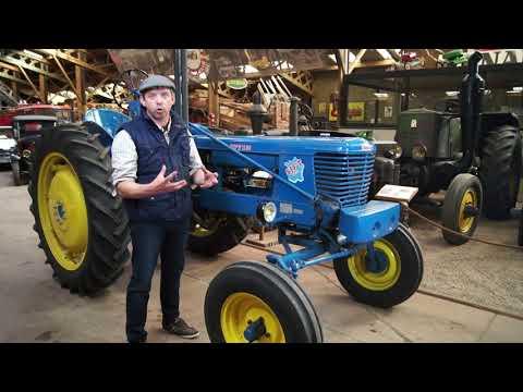 L'aventure du tracteur SIFT