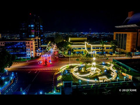 Delight in Kigali City's infectious Christmas Cheer