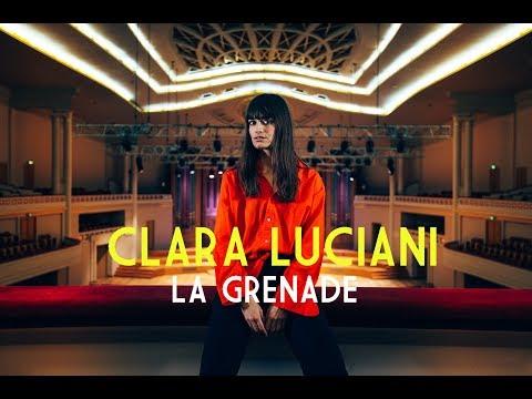 """Clara Luciani - La Grenade - Live Session """"Bruxelles Ma Belle"""""""