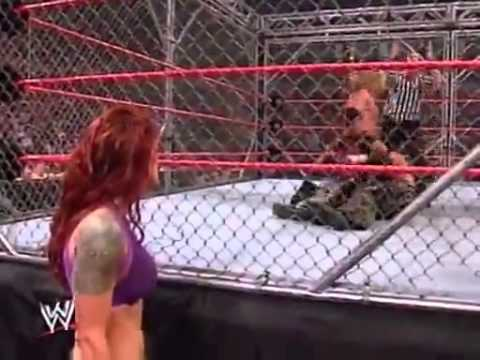 [FULL] Matt Hardy vs Edge - Steel Cage - Unforgiven 2005