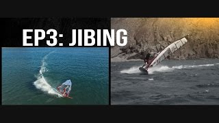TWS Technique Series - Episode 3: How to JIBE? Jibing tips windsurfing slalom