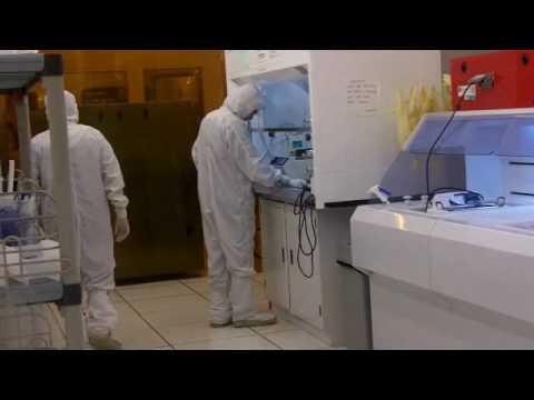 The University of Alberta & Nanotechnology: Tour of the NanoFab
