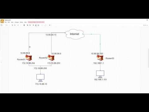 [pfSense toàn tập – phần 4] Hướng dẫn cài đặt Open VPN Site to Site 1 kết hợp với CARP