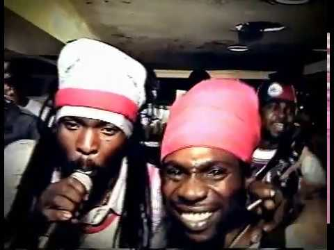 Blazing The Fire NYC 2002 - Sizzla, Anthony B, Yami Bolo, Ras Shiloh and more!