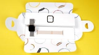 Unboxing: Apple Watch Series 4 (Deutsch) | SwagTab