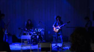 July 2015: 3rd Friday at the Playground performance by Gypsy Moonshine