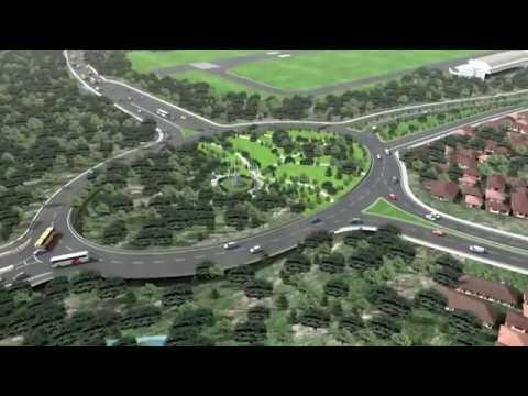 Pembangunan Underpass Bundaran Ngurah Rai