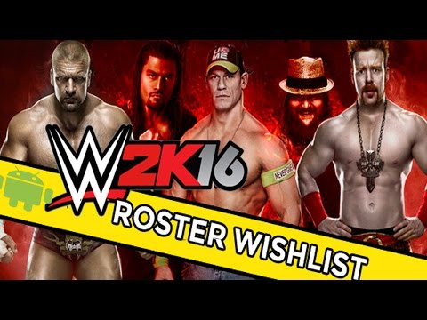 WWE 2K 16 APK Data + OBB Download WWE 2K16 APK for Android WORKING 100%