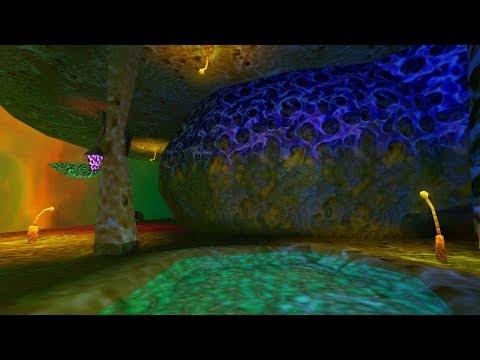Half-Life Xen Healing Pool sounds for 1 hour