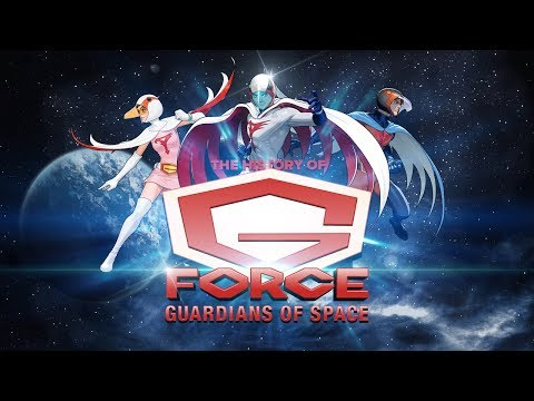The Confusing History Of G-Force Guardians Of Space: From Toonami To Disappeared
