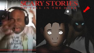 Reacting To True Story Scary Animations! Part 5