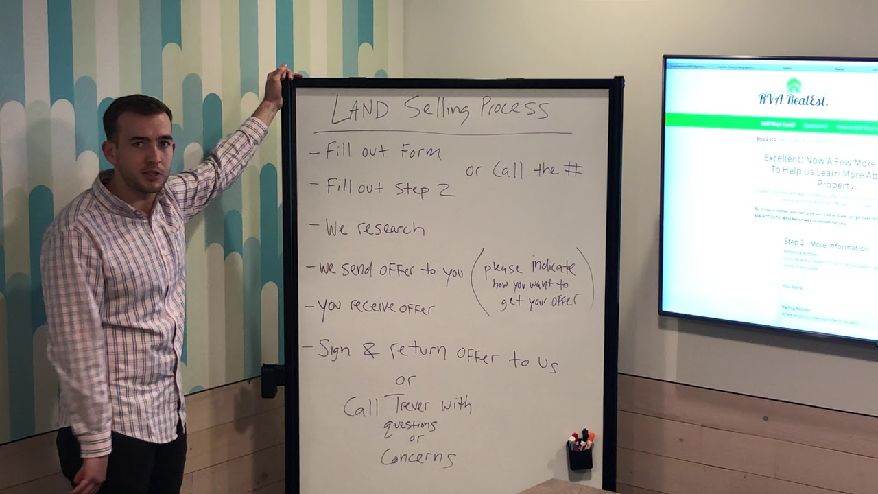 Sell Your Land Fast! Get A GUARANTEED Fair All Cash Offer