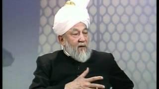 Liqa Ma'al Arab 24th December 1996 Question/Answer English/Arabic Islam Ahmadiyya