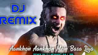 Yo Yo Honey Singh  AANKHON AANKHON REMIX DJ Hemant Raj JpR  Bollywood Dance DJ Songs